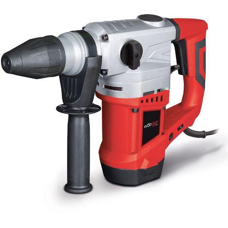 Worgrip pro tools taladro martillo demoledor 1500w pro