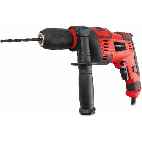 Worgrip pro tools taladro percutor 810w pro