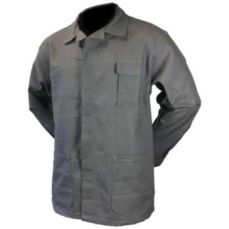 Work jacket MUZELLE DULAC HASSON New pilot - graphite gray - Size 4