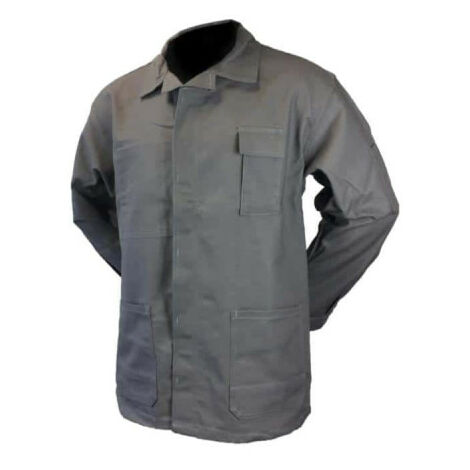Work jacket MUZELLE DULAC HASSON New pilot - graphite gray - Size 5
