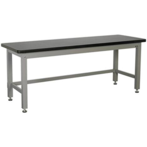 Workbench Steel Industrial 2.1m