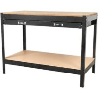 Workbench with Drawer 1.2m