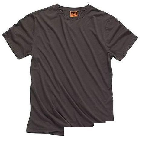 Worker T-Shirt Graphite - S