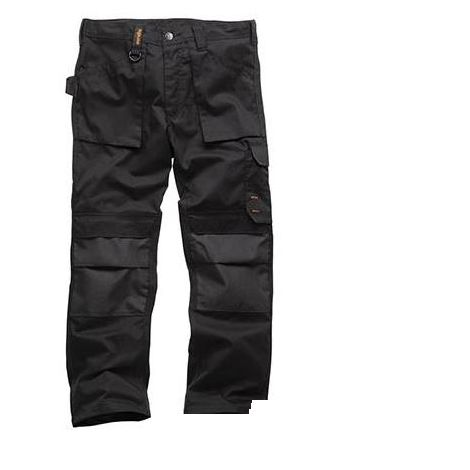 Worker Trouser Black - 30S