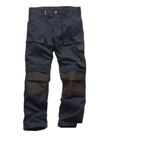 Worker Trouser Navy - 34L