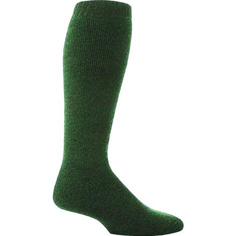 "main image of ""Workforce Wellington Boot Socks Green Size 6-11 (pr)"""