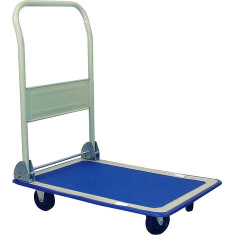 WORKMEN STORAGE 8391 - Carrello da trasporto con maniglia, carico max 150kg