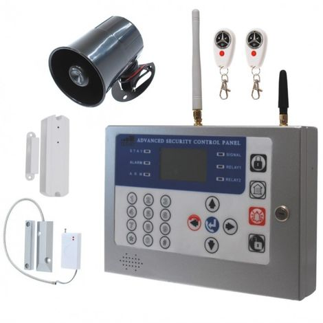 Workshop GSM Wireless Alarm System 2