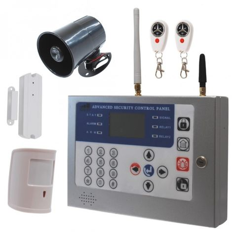 Workshop GSM Wireless Alarm System 3
