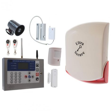 Workshop GSM Wireless Alarm System 4