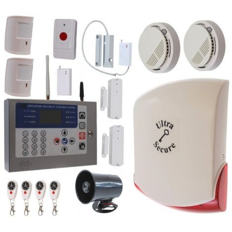 Workshop GSM Wireless Alarm System 5