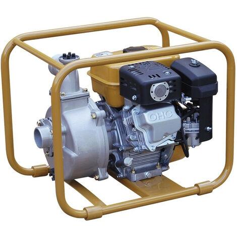 Worms - Pack complet Motopompe thermique eaux chargées 520l/min + tuyau aspiration et refoulement - TP36 H