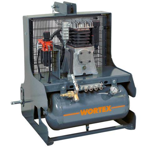 WORTEX TRACTOR 520 COMPRESSORE A CARDANO 520 LT/MIN