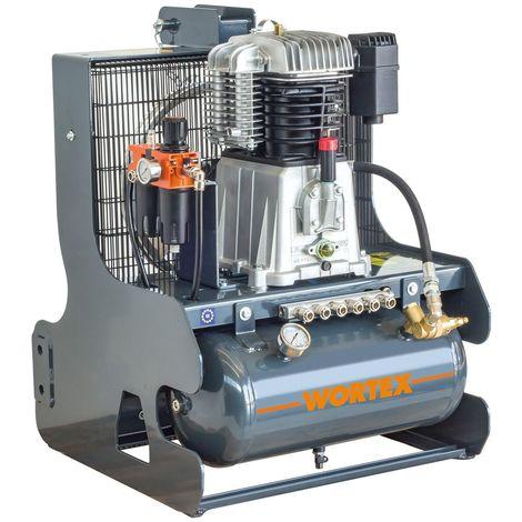 WORTEX TRACTOR 900 COMPRESSORE A CARDANO 900 LT/MIN