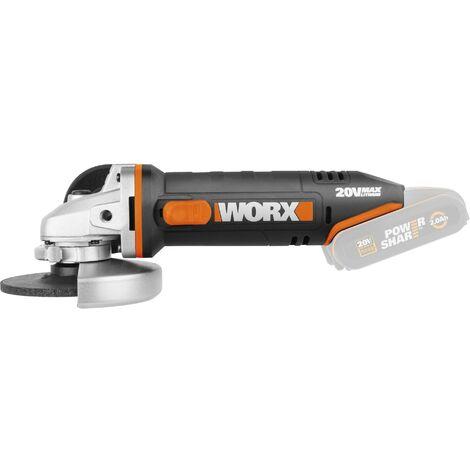 WORX - Amoladora 115mm 20V - Sin Batería - WX800.9