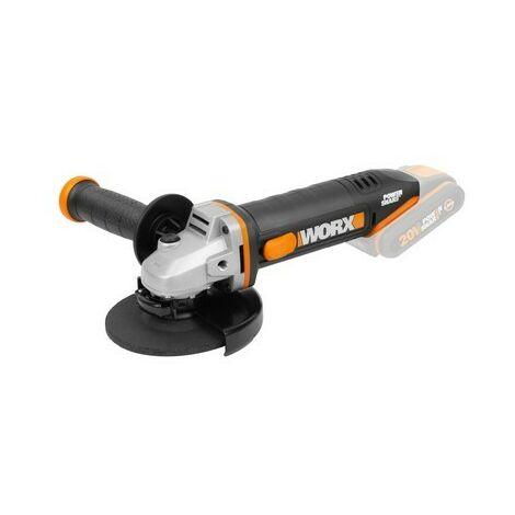 WORX - Amoladora 125mm 20V S/bat