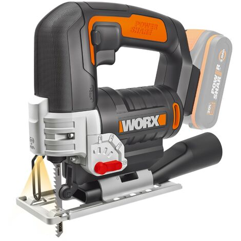 WORX - Sierra Calar pendular 20V - Sin Batería - WX543.9
