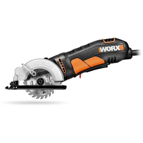 Worx - Sierra circular Worxsaw 400W 27mm