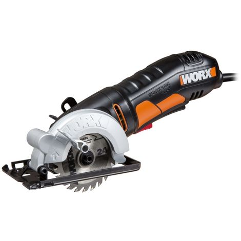 WORX - Sierra Circular Worxsaw 400W 27mm - WX423.1