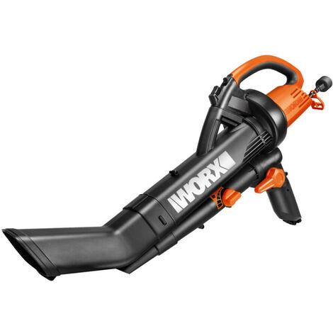 WORX - Soplador/Aspirador/Triturador TRIVAL 3000W - WG505E