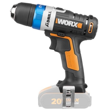 WORX - Taladro Atornillador AI DRILL 20V. Sin Batería - WX178.9