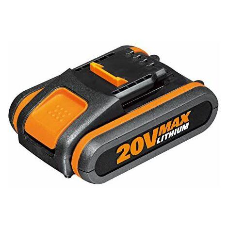 WORX WA3551.1 - Batería (20 V, 2 A)