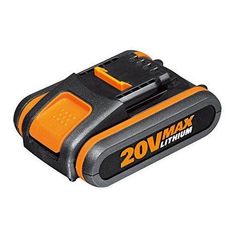 WORX WA3551.1 - batterie 20 V, 2 A