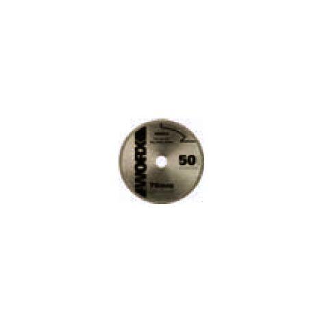 Worx WA5033 - Disco de diamante Ø76mm WX424