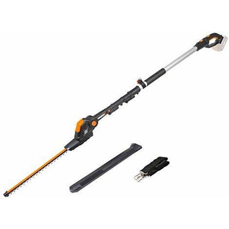 Worx WG252E.9 - Tagliasiepi 45 cm 20 V (senza batteria)