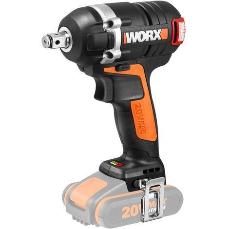 WORX - WX279.9 - Llave de Impacto Brushless (sin escobillas) 20V - Sin Batería