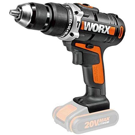 Worx WX372.9 - Marteau perforateur 20V (sans batterie)