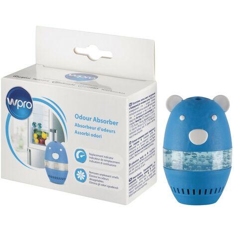 WPRO Absorbeur d'odeurs 2 en 1 pour Réfrigérateur