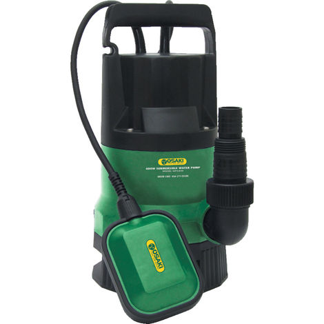 WPS400 400W Submersible Water Pump 230V