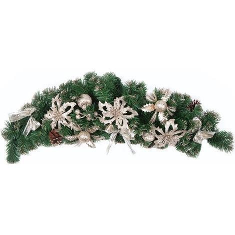 Wreath Swag Garland