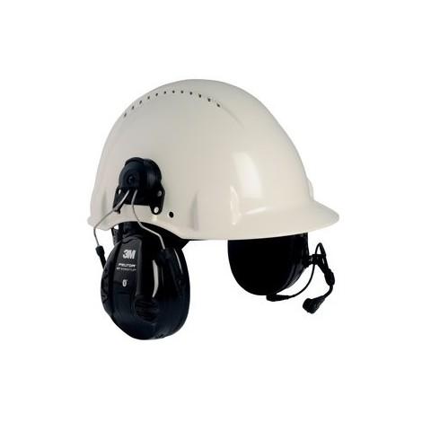 WS Bluetooth y depend. de nivel Ind. micro electrec sujección a casco