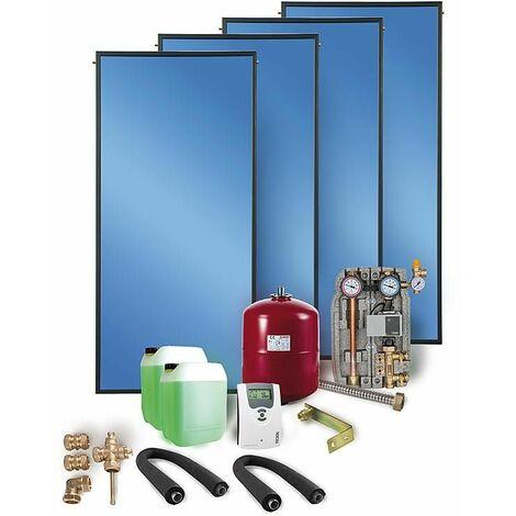 WS- kit solaire Type WS 4 sans reservoir solaire