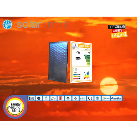 Wunder ALS 2110 Flachkollektor / Solarkollektor