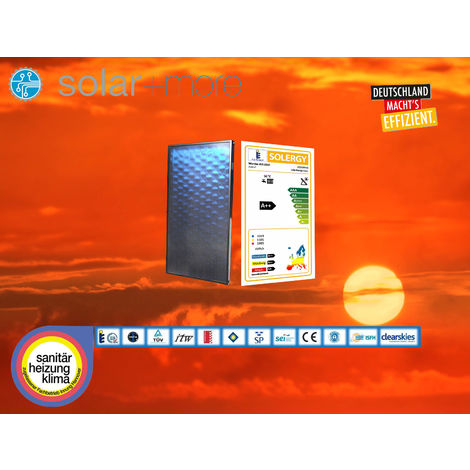 Wunder ALS 2512 Flachkollektor / Solarkollektor
