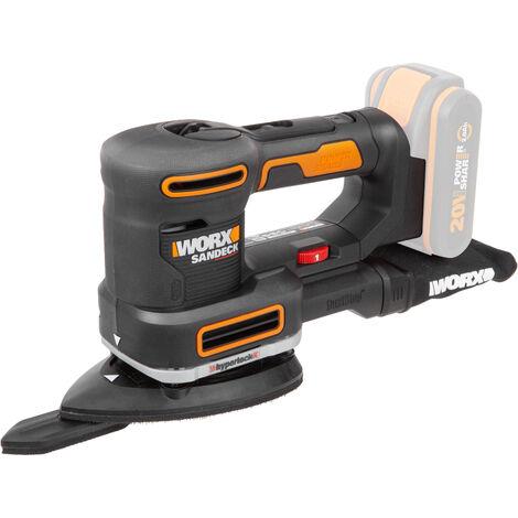 WX820.9 - Ponceuse Mulfifonction WORX - SANS batterie NI chargeur