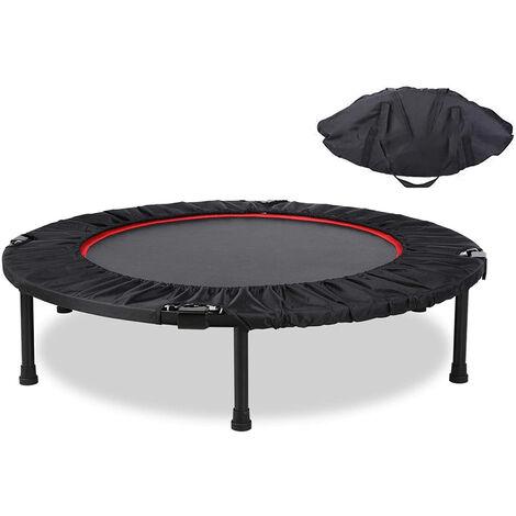 WYCTIN® 40 pulgadas | el trampolín es adecuado para interiores, fitness, niños, jardín