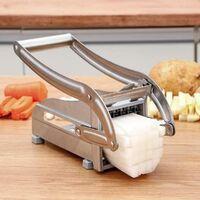 WYCTIN®Coupe-frites en Inox Coupe de pommes de terre