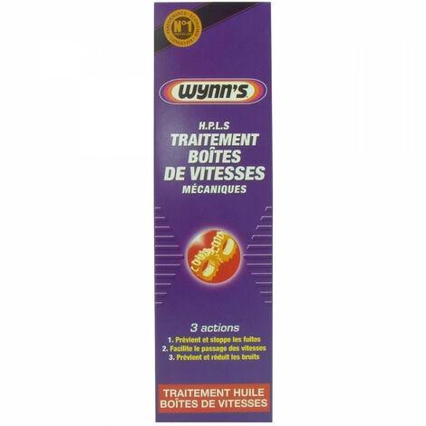 WYNN'S Additif traitement boite de vitesse et pont