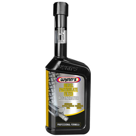 WYNN'S Nettoyant FAP Diesel Particulate Filter Regenerator