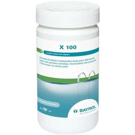 X 100 - 1,25 kg de Bayrol - Produits chimiques