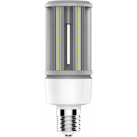 x10 Bombilla LED tubular chip samsung E27 36W neutra