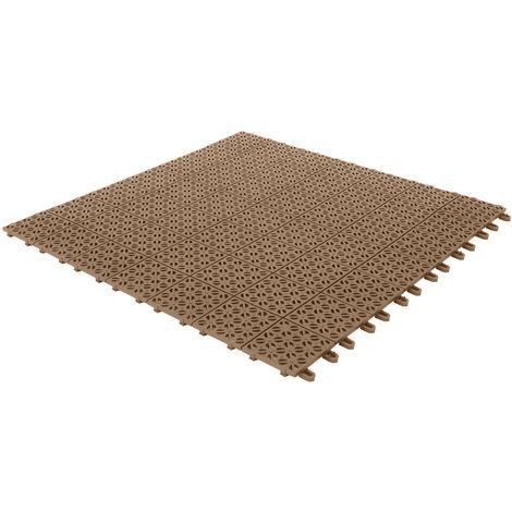 Piastrelle Plastica Da Giardino Prezzi.Pavimenti Grigliati