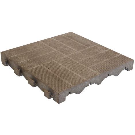 Piastrelle Plastica Da Esterno.Pavimenti Grigliati