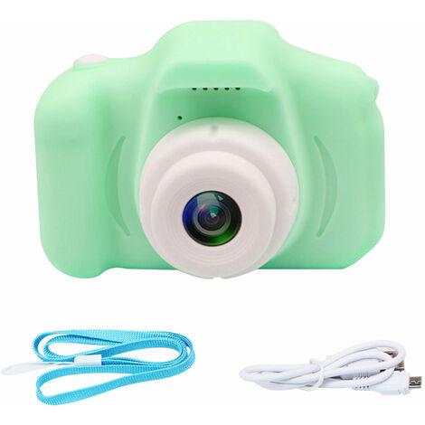 X2 Mini Digital camara de fotos con estilo de grabacion video para ninos, Verde