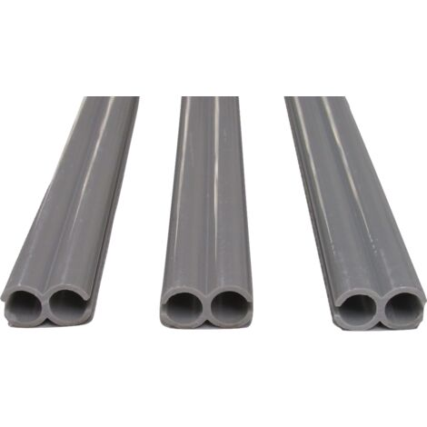 """main image of """"x3 Drive Away Awning Figure Of 8 - 8mm x 3mm Channel Piping Tube Set"""""""
