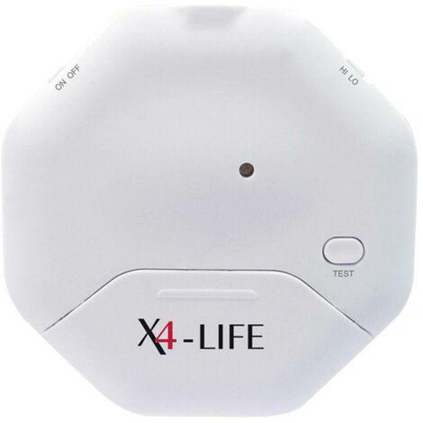 X4-LIFE Glasbruchmelder 95 dB 701231 V217051